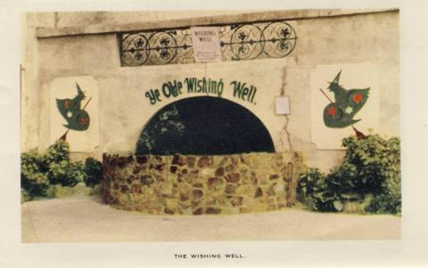 The wishing well, Arthurs Seat