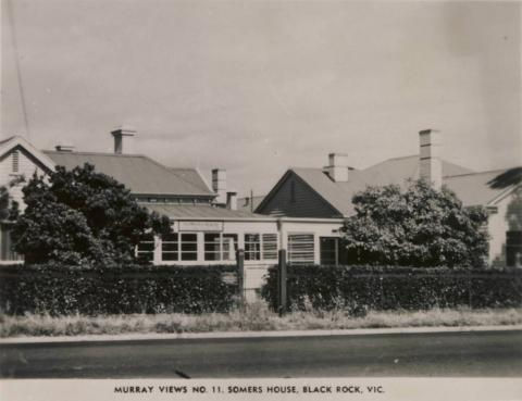 Somers House, Black Rock