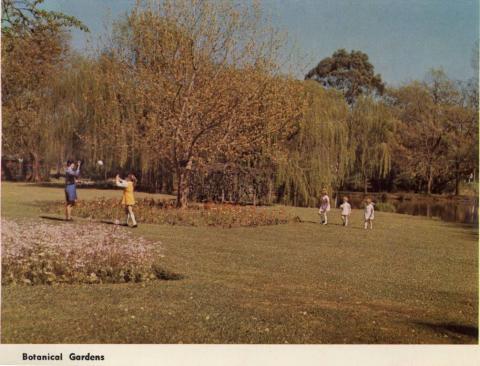 Botanical Gardens, Castlemaine