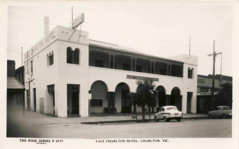 East Charlton Hotel, Charlton