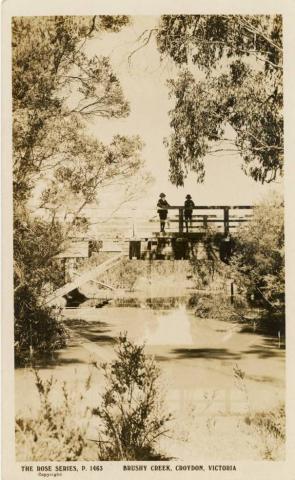 Brushy Creek, Croydon