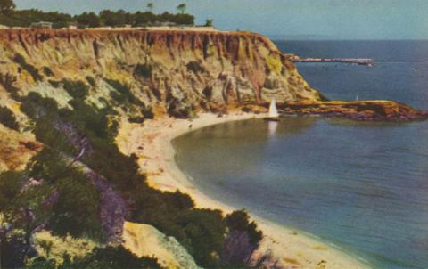 Blackrock, near Melbourne, 1954