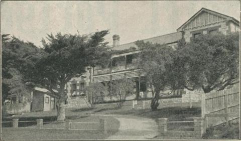 Marlborough House, Portsea, 1950