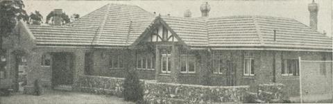 Mount Dandenong Hotel, Olinda, 1950