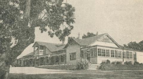 Anglesea Hotel, 1950
