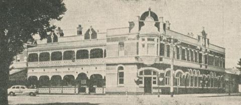 Ye Olde Leura Hotel, Camperdown, 1950