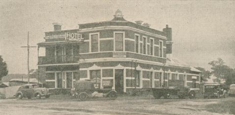 Bridge Inn Hotel, Mernda, 1947-48