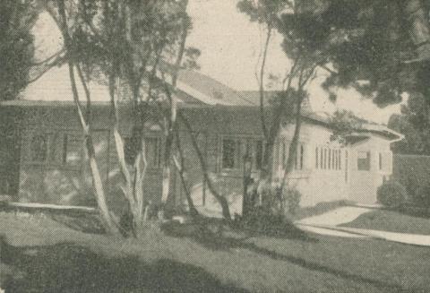 Seaview House, Rye, 1947-48