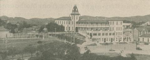 Hotel Continental, Sorrento, 1947-48