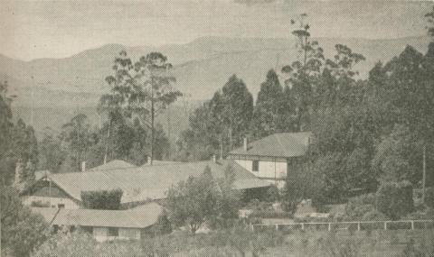 The Georgian Guest House, Olinda, 1947-48