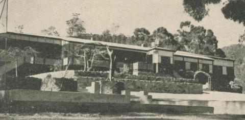 Mountain Grand Guest House, Warburton, 1947-48