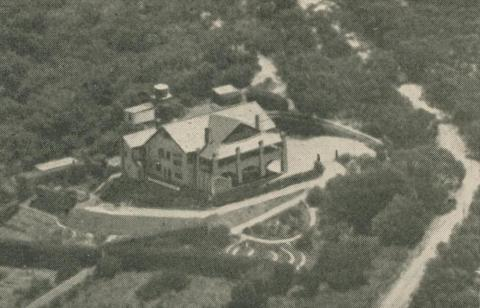 Anglecrest Holiday Accommodation, Anglesea, 1947-48