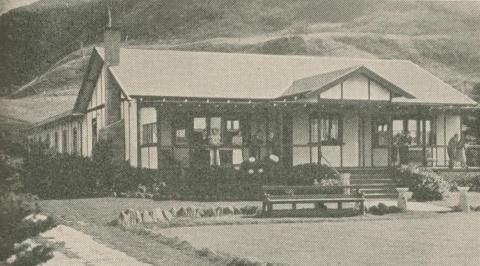The Falls Guest House, Apollo Bay, 1947-48
