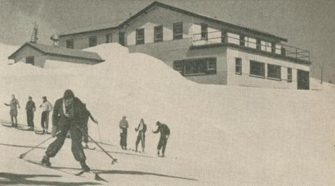 Hotham Heights Resort, Mount Hotham, 1947-48