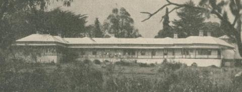 Salisbury Guest House, Upper Beaconsfield, 1947-48