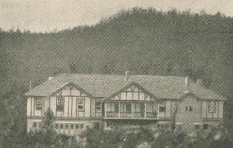 Noojee Hotel, 1947-48