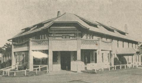 Esplanade Hotel, Inverloch, 1947-48