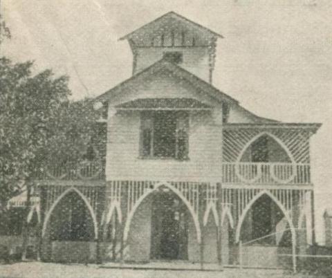 Mount Colite Hotel, Barwon Heads, 1918-20