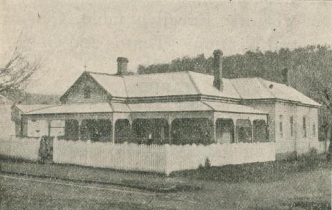 Rosedale House, Bright, 1918-20
