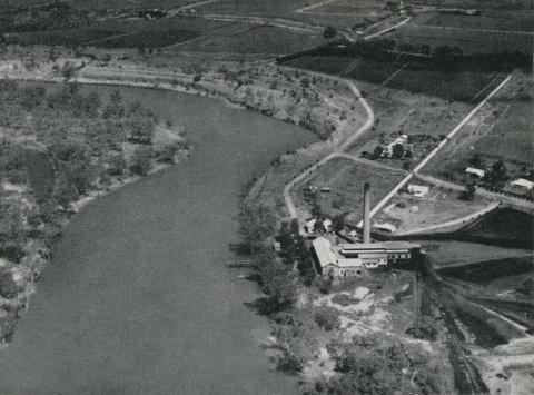 Pumping Station, Red Cliffs, 1964