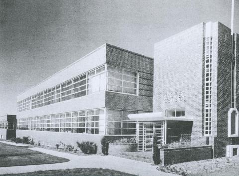 Oakleigh Technical School, 1953