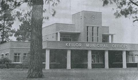 Keilor Municipal Offices, 1963