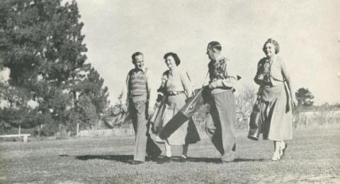 Golf Links, Echuca, 1950