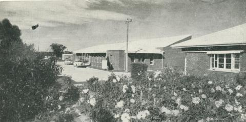 Defence Force Ball Bearing Factory, Echuca, 1950