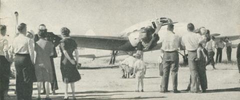 Echuca Aerodrome, Echuca, 1950
