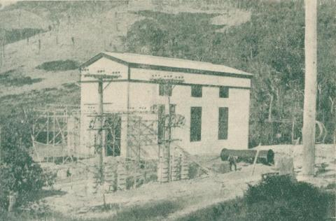 The Lower Rubicon Power House, Alexandra