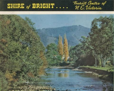 Shire of Bright, c1960