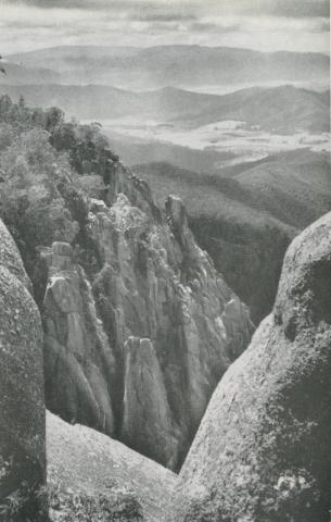 The Gorge, Mount Buffalo, c1960
