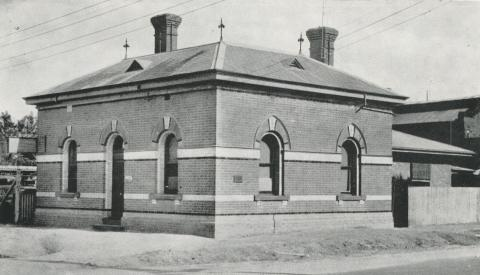 Customs House, Echuca, 1968