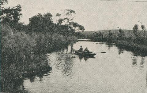 Anglesea River, 1910