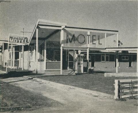 Horsham Motel, 1960