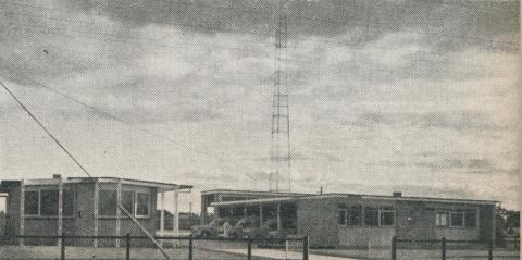 Headquarters of Northern District Ambulance Service, Echuca, 1961
