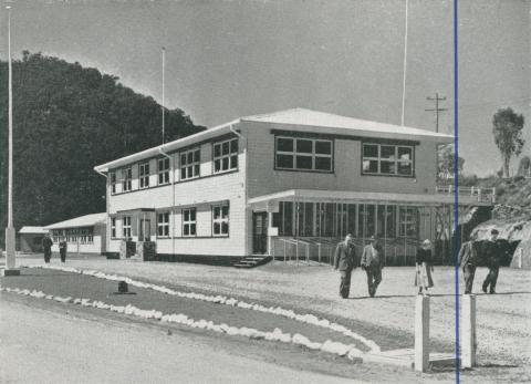 Administration Office, Upper Yarra, 1956