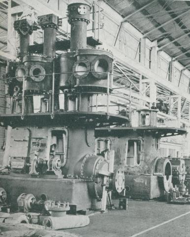 Kelly & Lewis Engineering Works, Springvale, c1952
