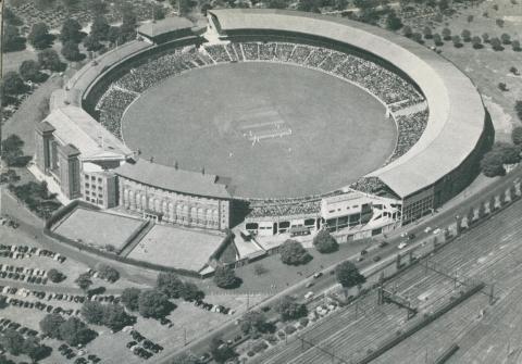Melbourne Cricket Ground, c1952