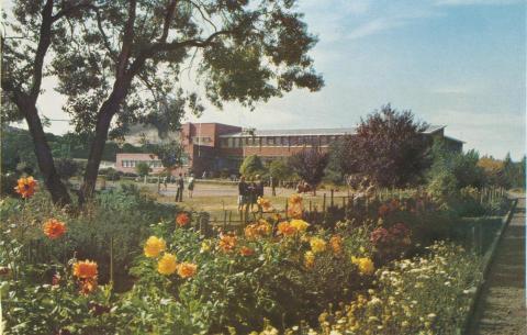 Camperdown High School, 1958