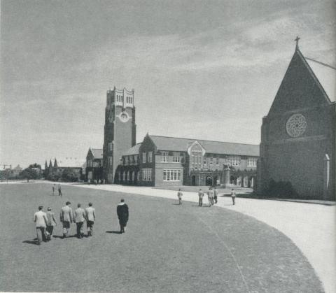 Geelong Grammar School, 1958