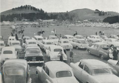 Country Show, Noorat, 1958