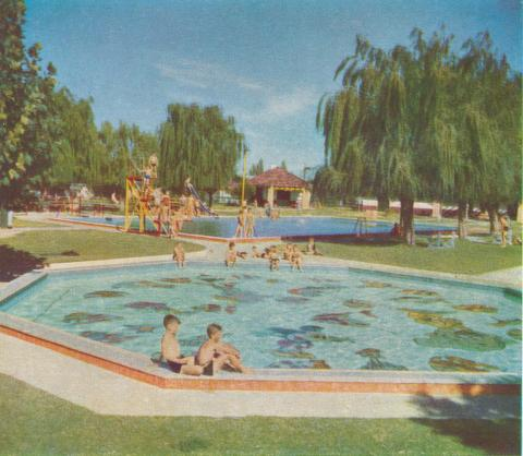 Public Swimming Pool, Red Cliffs, 1958