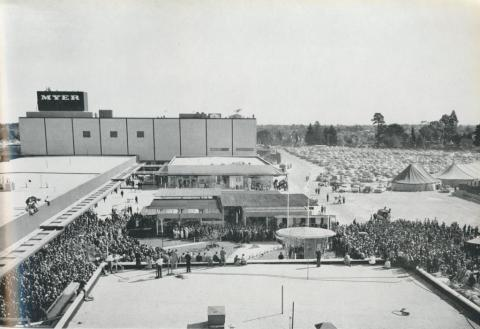 Chadstone Shopping Centre, 1965