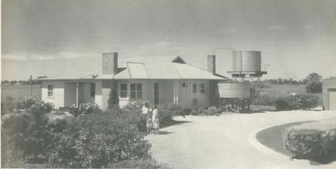 Soldier Settler's Home, Cobram, 1960