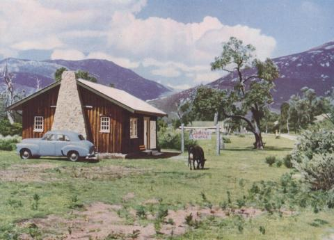 Tidal River district, Wilson's Promontory, 1955