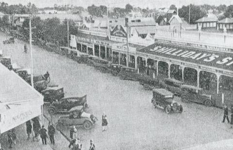 Langtree Avenue, Mildura, 1931