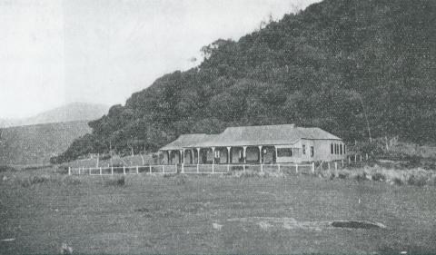 The Chalet, Wilsons Promontory, 1931