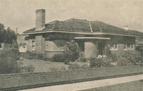 Glen Iris Residence, 1946