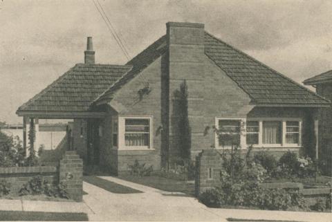 Burwood Residence, 1946